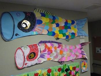 鯉のぼり完成壁.JPG